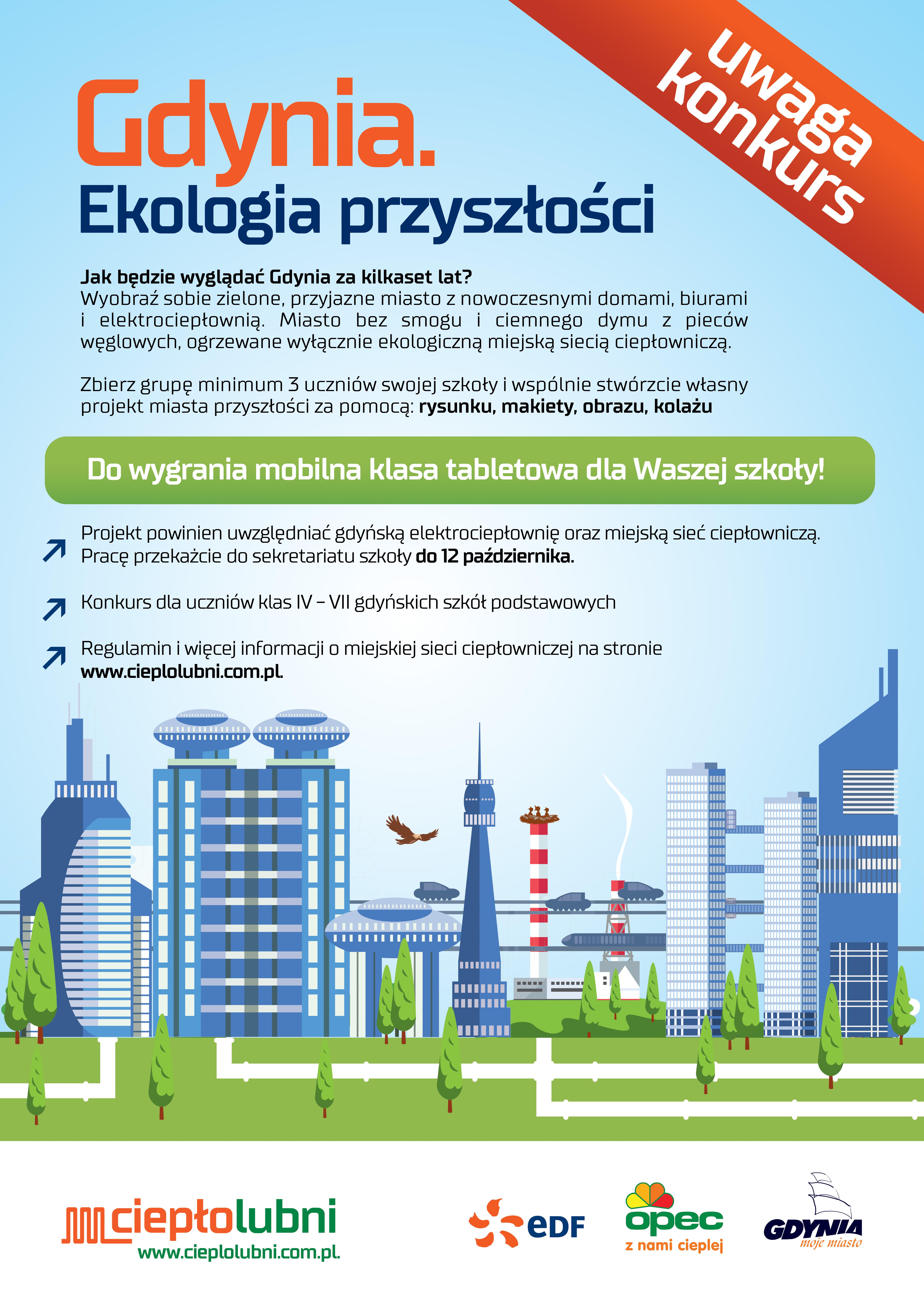 """""""Gdynia. Ekologia Przyszłości"""""""